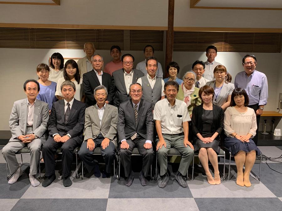 徳島支部総会の様子