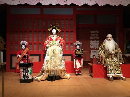 大江戸博物館の様子